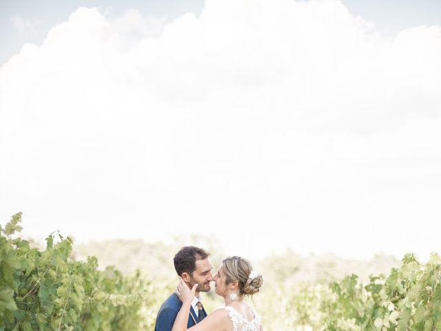 Le mariage de Cedric et Elodie à Nans-les-Pins, Var 44