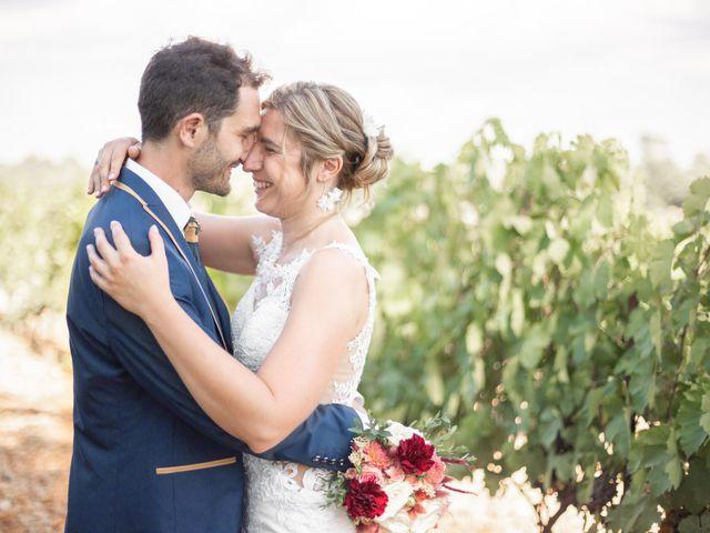 Le mariage de Cedric et Elodie à Nans-les-Pins, Var 45