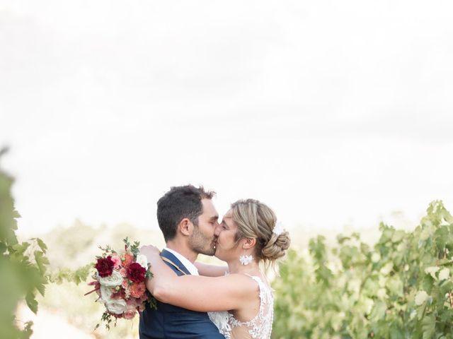 Le mariage de Cedric et Elodie à Nans-les-Pins, Var 46