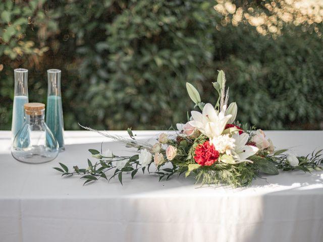 Le mariage de Cedric et Elodie à Nans-les-Pins, Var 51