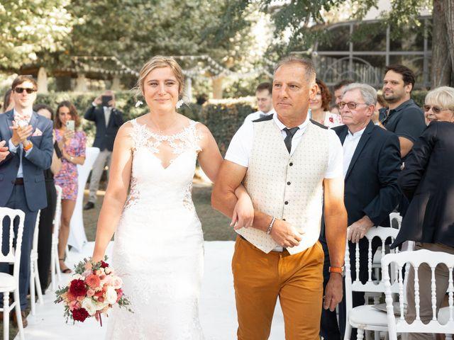 Le mariage de Cedric et Elodie à Nans-les-Pins, Var 54