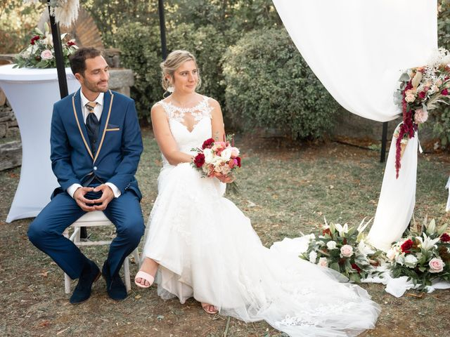 Le mariage de Cedric et Elodie à Nans-les-Pins, Var 56