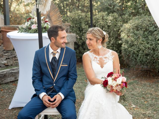 Le mariage de Cedric et Elodie à Nans-les-Pins, Var 57