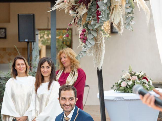 Le mariage de Cedric et Elodie à Nans-les-Pins, Var 59