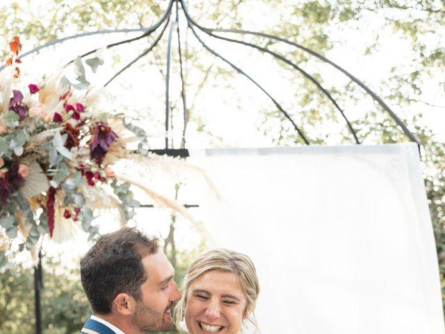 Le mariage de Cedric et Elodie à Nans-les-Pins, Var 61