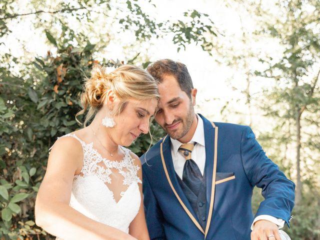 Le mariage de Cedric et Elodie à Nans-les-Pins, Var 62