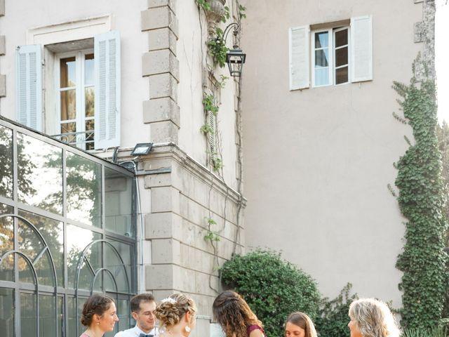 Le mariage de Cedric et Elodie à Nans-les-Pins, Var 66