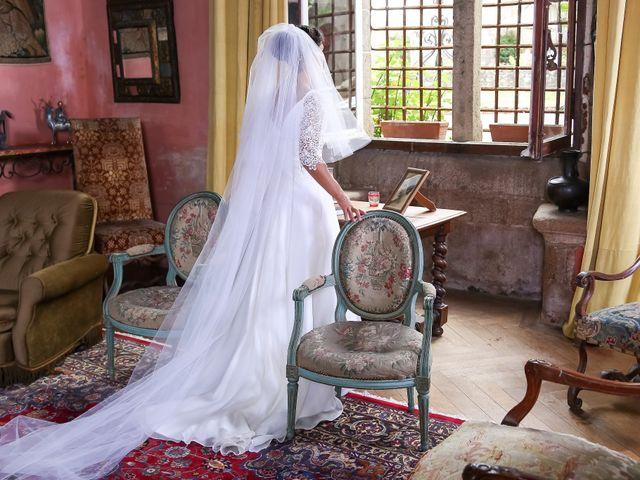 Le mariage de Pierre et Laure à Saint-Pierre-des-Échaubrognes, Deux-Sèvres 11