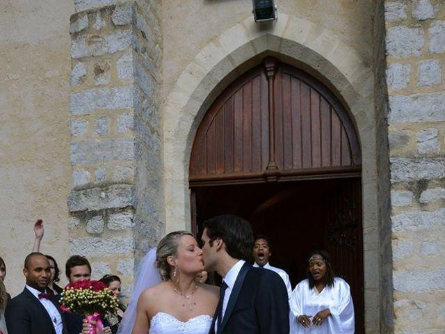 Le mariage de Léa et Charles à Le Coudray-Montceaux, Essonne 4