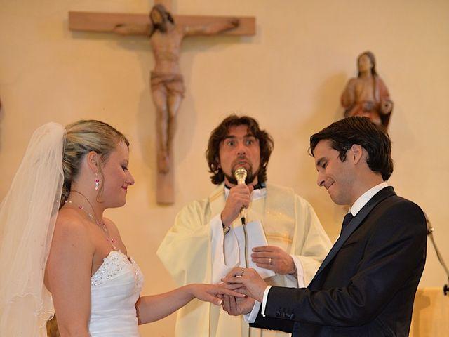 Le mariage de Léa et Charles à Le Coudray-Montceaux, Essonne 6