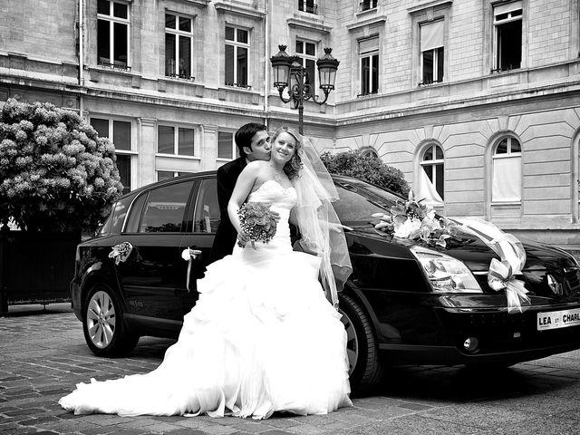 Le mariage de Léa et Charles à Le Coudray-Montceaux, Essonne 8