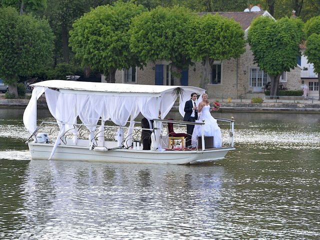 Le mariage de Léa et Charles à Le Coudray-Montceaux, Essonne 15
