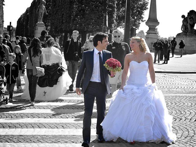 Le mariage de Léa et Charles à Le Coudray-Montceaux, Essonne 19