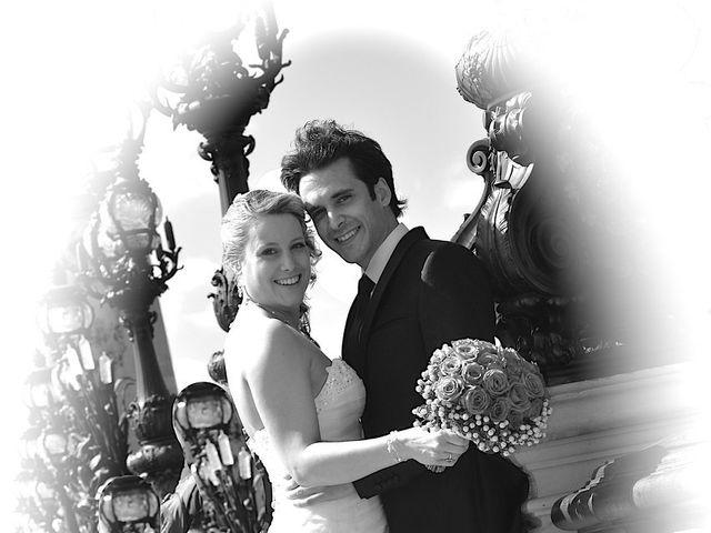Le mariage de Léa et Charles à Le Coudray-Montceaux, Essonne 1