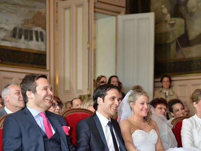 Le mariage de Léa et Charles à Le Coudray-Montceaux, Essonne 20