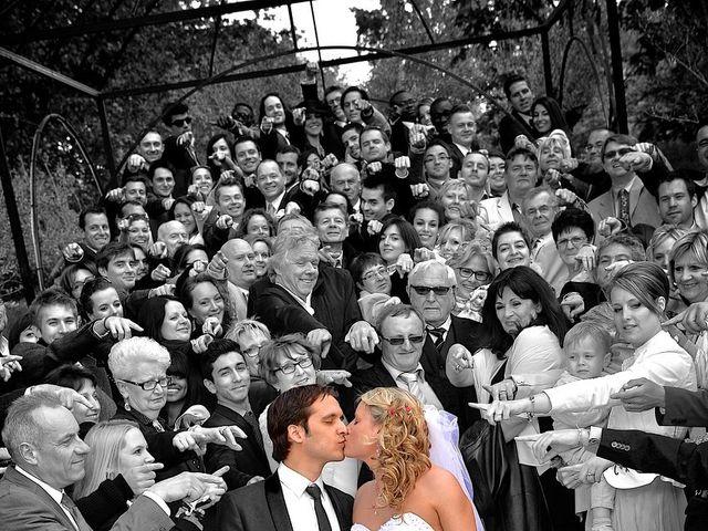 Le mariage de Léa et Charles à Le Coudray-Montceaux, Essonne 2