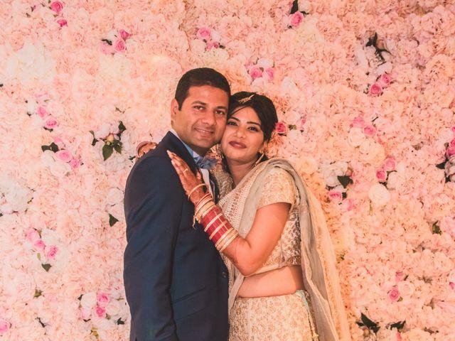 Le mariage de Pooja et Manoj