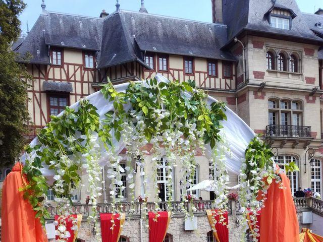 Le mariage de Manoj et Pooja à Gouvieux, Oise 6