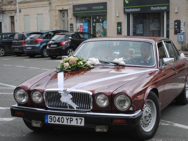 Le mariage de Stéphanie  et Laurent à Gémozac, Charente Maritime 2