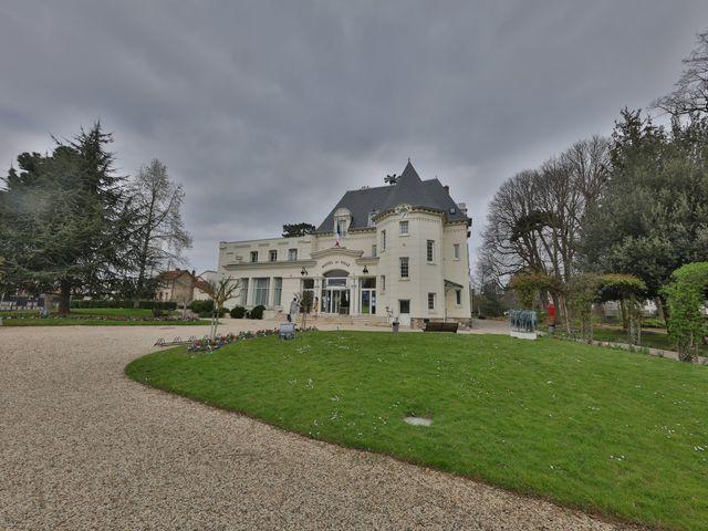 Le mariage de Jean Paul et Magdalena à Saint-Ouen-l'Aumône, Val-d'Oise 9