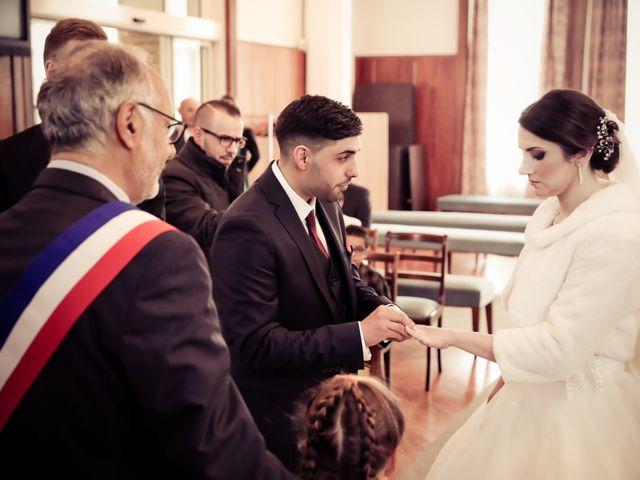 Le mariage de Jean Paul et Magdalena à Saint-Ouen-l'Aumône, Val-d'Oise 21