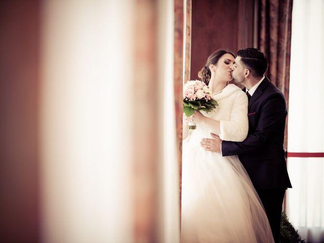 Le mariage de Magdalena et Jean Paul