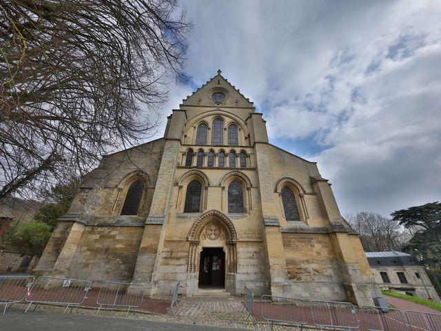 Le mariage de Jean Paul et Magdalena à Saint-Ouen-l'Aumône, Val-d'Oise 27