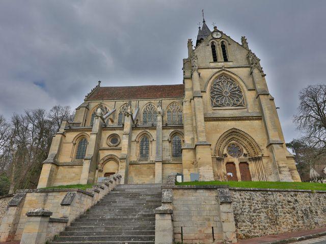 Le mariage de Jean Paul et Magdalena à Saint-Ouen-l'Aumône, Val-d'Oise 28