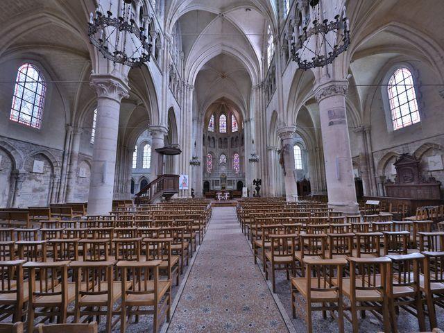 Le mariage de Jean Paul et Magdalena à Saint-Ouen-l'Aumône, Val-d'Oise 29