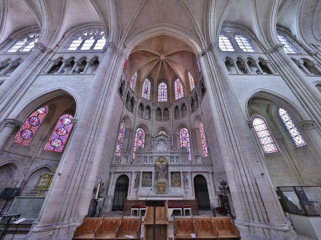 Le mariage de Jean Paul et Magdalena à Saint-Ouen-l'Aumône, Val-d'Oise 30