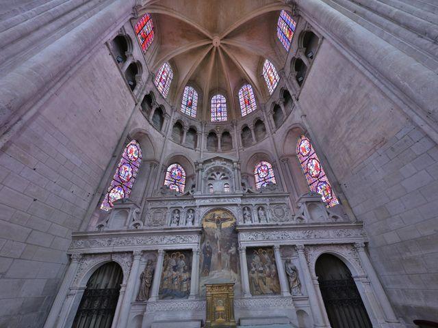 Le mariage de Jean Paul et Magdalena à Saint-Ouen-l'Aumône, Val-d'Oise 31