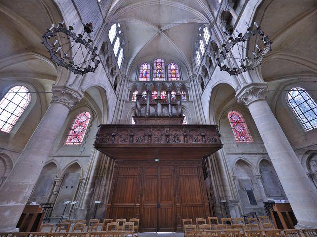 Le mariage de Jean Paul et Magdalena à Saint-Ouen-l'Aumône, Val-d'Oise 34