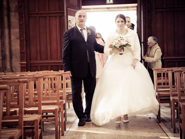 Le mariage de Jean Paul et Magdalena à Saint-Ouen-l'Aumône, Val-d'Oise 37
