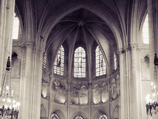 Le mariage de Jean Paul et Magdalena à Saint-Ouen-l'Aumône, Val-d'Oise 41