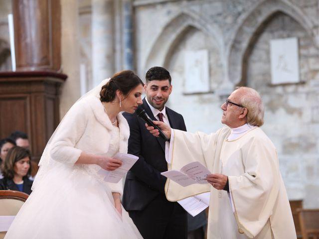 Le mariage de Jean Paul et Magdalena à Saint-Ouen-l'Aumône, Val-d'Oise 42