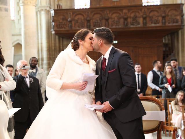 Le mariage de Jean Paul et Magdalena à Saint-Ouen-l'Aumône, Val-d'Oise 43