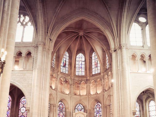 Le mariage de Jean Paul et Magdalena à Saint-Ouen-l'Aumône, Val-d'Oise 50