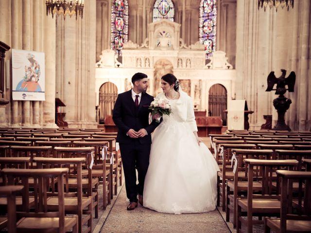Le mariage de Jean Paul et Magdalena à Saint-Ouen-l'Aumône, Val-d'Oise 51