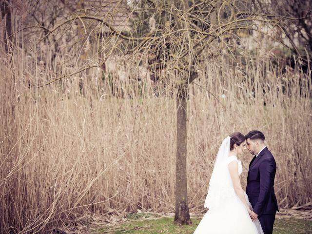 Le mariage de Jean Paul et Magdalena à Saint-Ouen-l'Aumône, Val-d'Oise 56