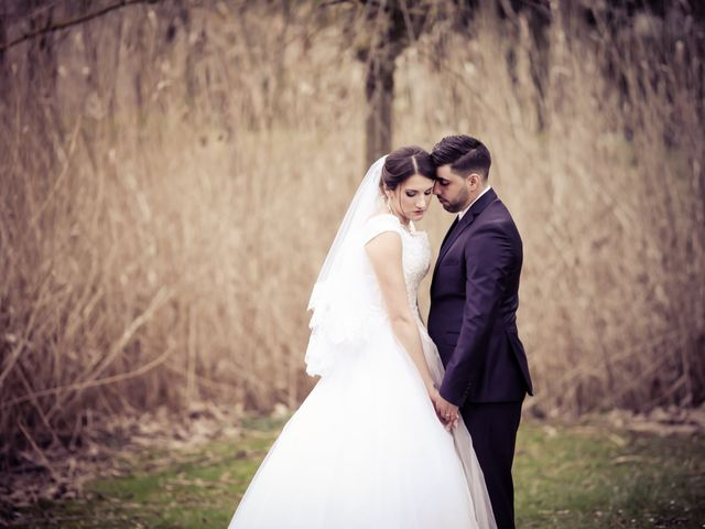 Le mariage de Jean Paul et Magdalena à Saint-Ouen-l'Aumône, Val-d'Oise 59