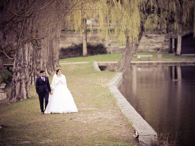 Le mariage de Jean Paul et Magdalena à Saint-Ouen-l'Aumône, Val-d'Oise 62