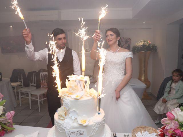 Le mariage de Jean Paul et Magdalena à Saint-Ouen-l'Aumône, Val-d'Oise 81