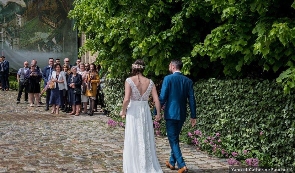Le mariage de Yoann et Lucie à Châteaugiron, Ille et Vilaine