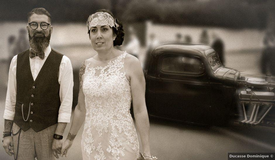 Le mariage de David et Catherine à Chabournay, Vienne