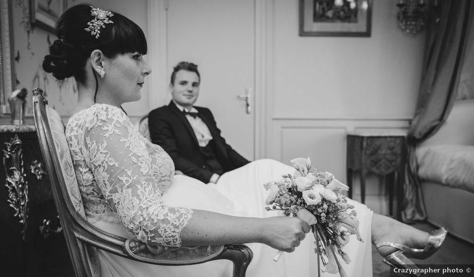 Le mariage de Marc et Déborah à Rennes, Ille et Vilaine