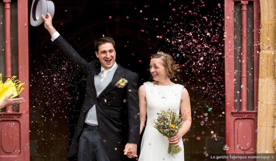 Le mariage de Florian et Elizabeth à Larmor-Plage, Morbihan