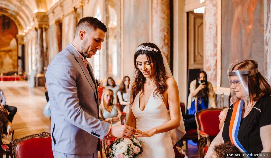 Le mariage de Charly et Sarah à Toulouse, Haute-Garonne
