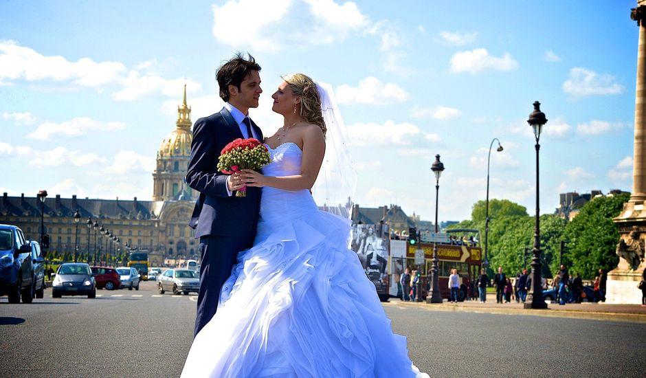 Le mariage de Léa et Charles à Le Coudray-Montceaux, Essonne