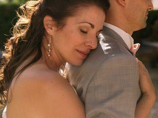 Le mariage de Caroline et Antonio