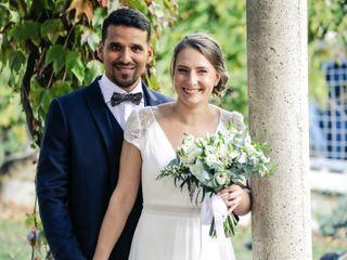 Le mariage de Pauline et Sadok